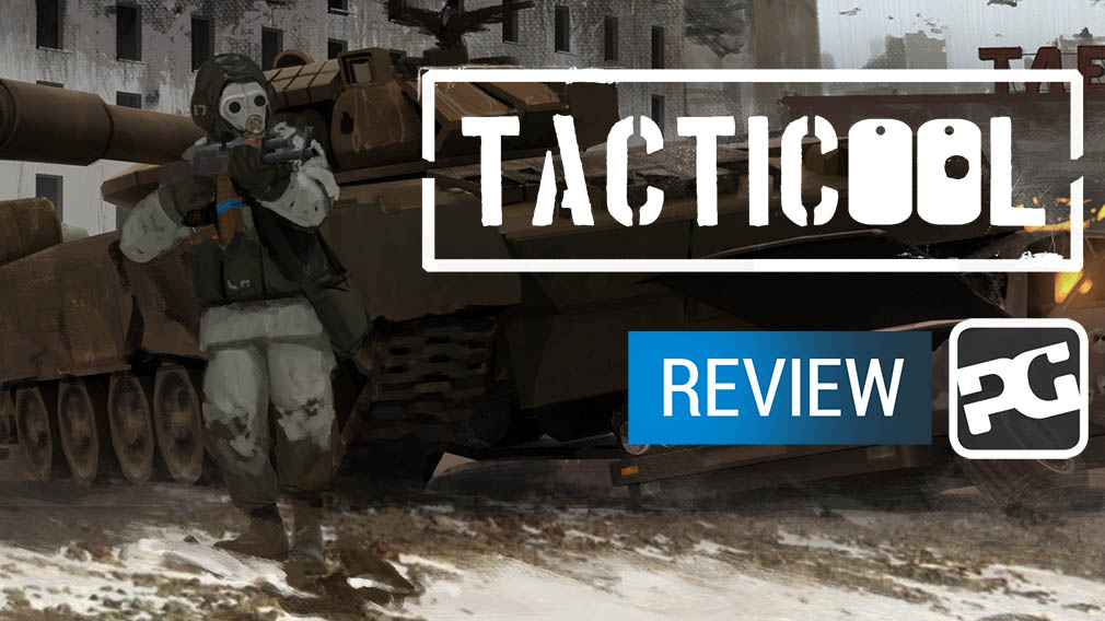 "Tacticool video review - ""A tightly focused multiplayer shooter success"""