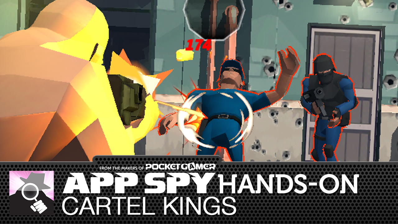 Cartel Kings is the explosive new crim sim from EightPixelsSquare...