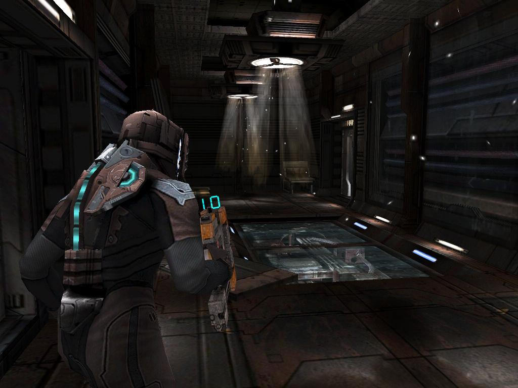 Dead Space to hit iPhone and iPad on January 25th