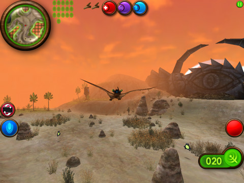 Pangea goes big with Game Center multiplayer modes for Nanosaur 2, Cro-Mag Rally, and Enigmo