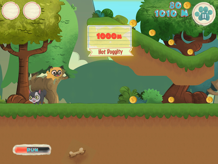 Sponsored Feature: Play around with man's best friend in Tic Toc Games's cute endless-runner Pug Run