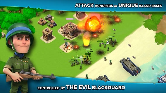 Supercell's 'risky' 3rd game Boom Beach will go live on iOS in March