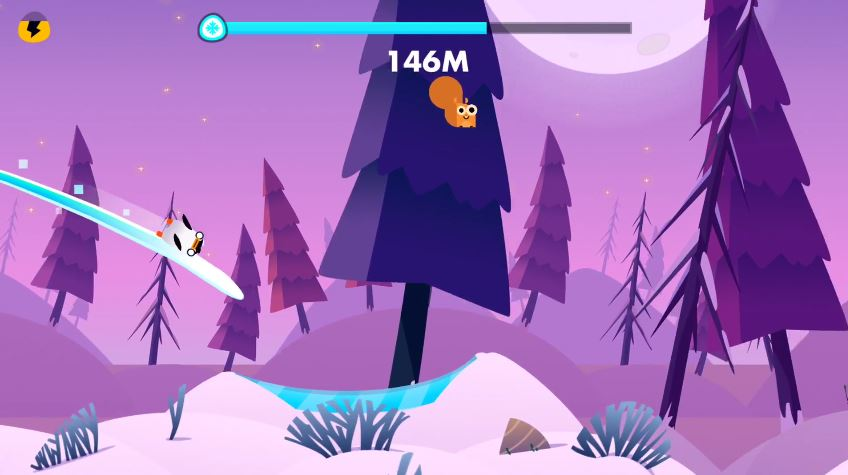 Help a penguin fly in Pengy Has a Dream, out now for iPhone and iPad
