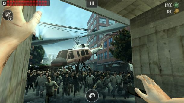 Hands-on with Phosphor Games's World War Z - a zombie FPS that doesn't suck