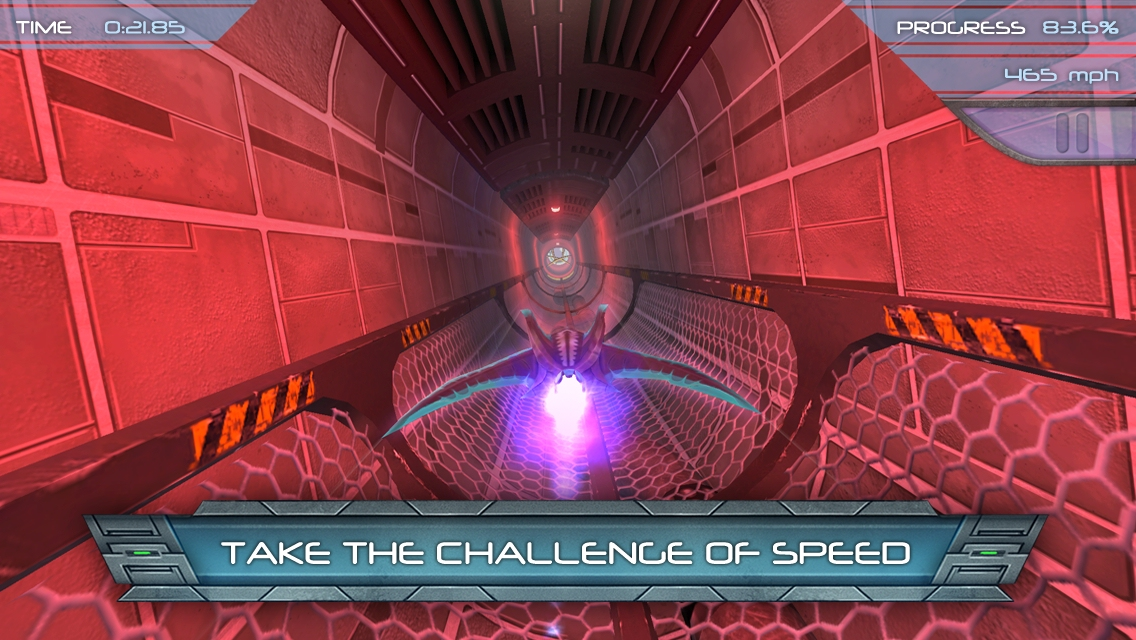 Bronze Award-winning AiRace Speed is racing its way from 3DS to iOS as Air Race Speed
