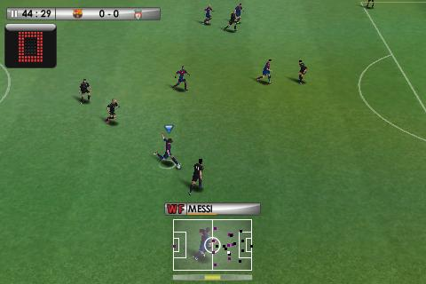PES 2010 iPhone hits the App Store, £5.99