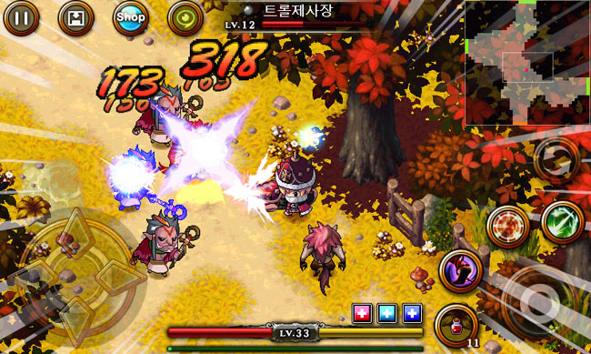First screenshots and details emerge of Zelda-esque iPhone RPG Zenonia 4: Return of the Legend