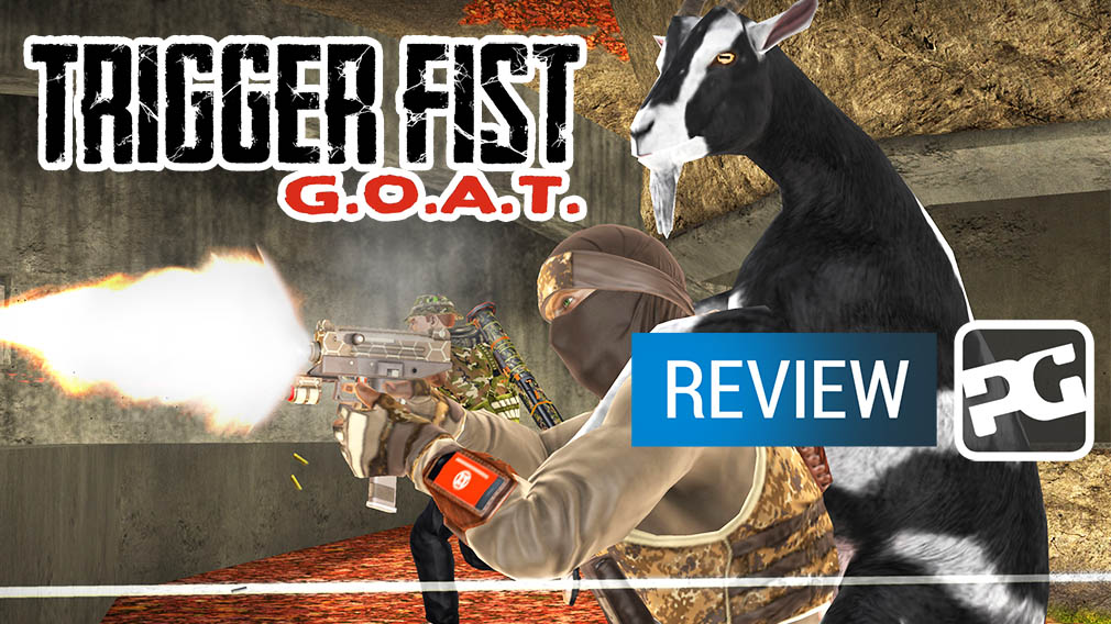 "Trigger First: GOAT video review - ""Dealing damage through deja-vu"""
