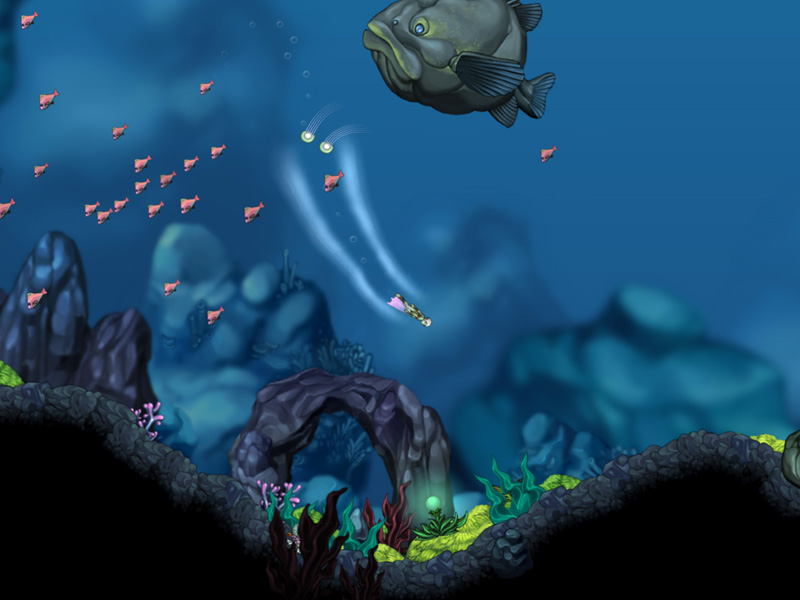 Highly praised side-scrolling action-adventure title Aquaria swimming its way to iPad this autumn