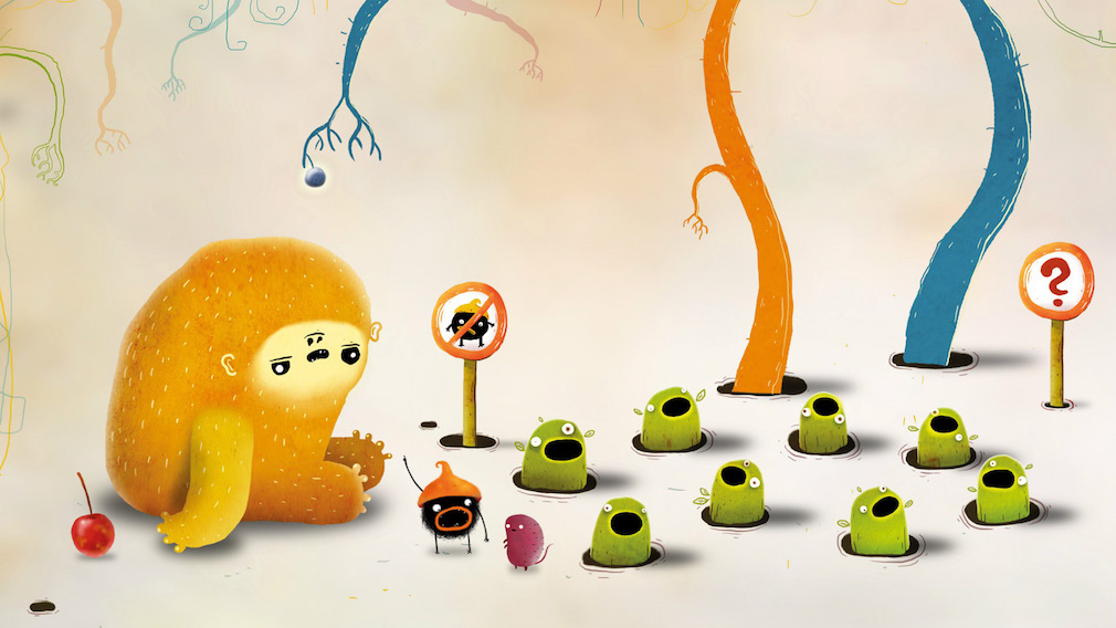Chuchel by 'Samorost' developer Amanita is finally coming to mobile next week