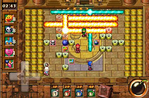 Bomberman Touch 2: Volcano Party
