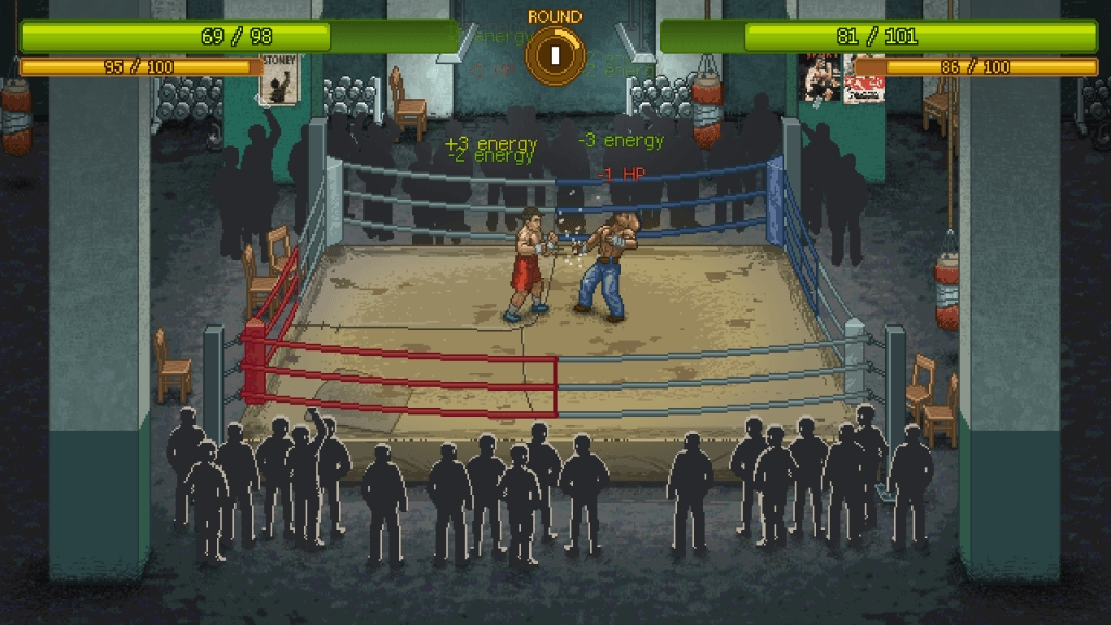 Celebrated PC and Mobile fighting sim Punch Club coming to Nintendo's 3DS