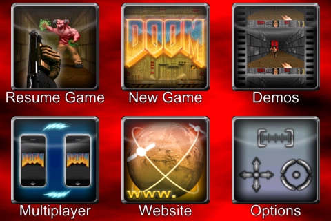 iPhone's Doom Classic now in submission