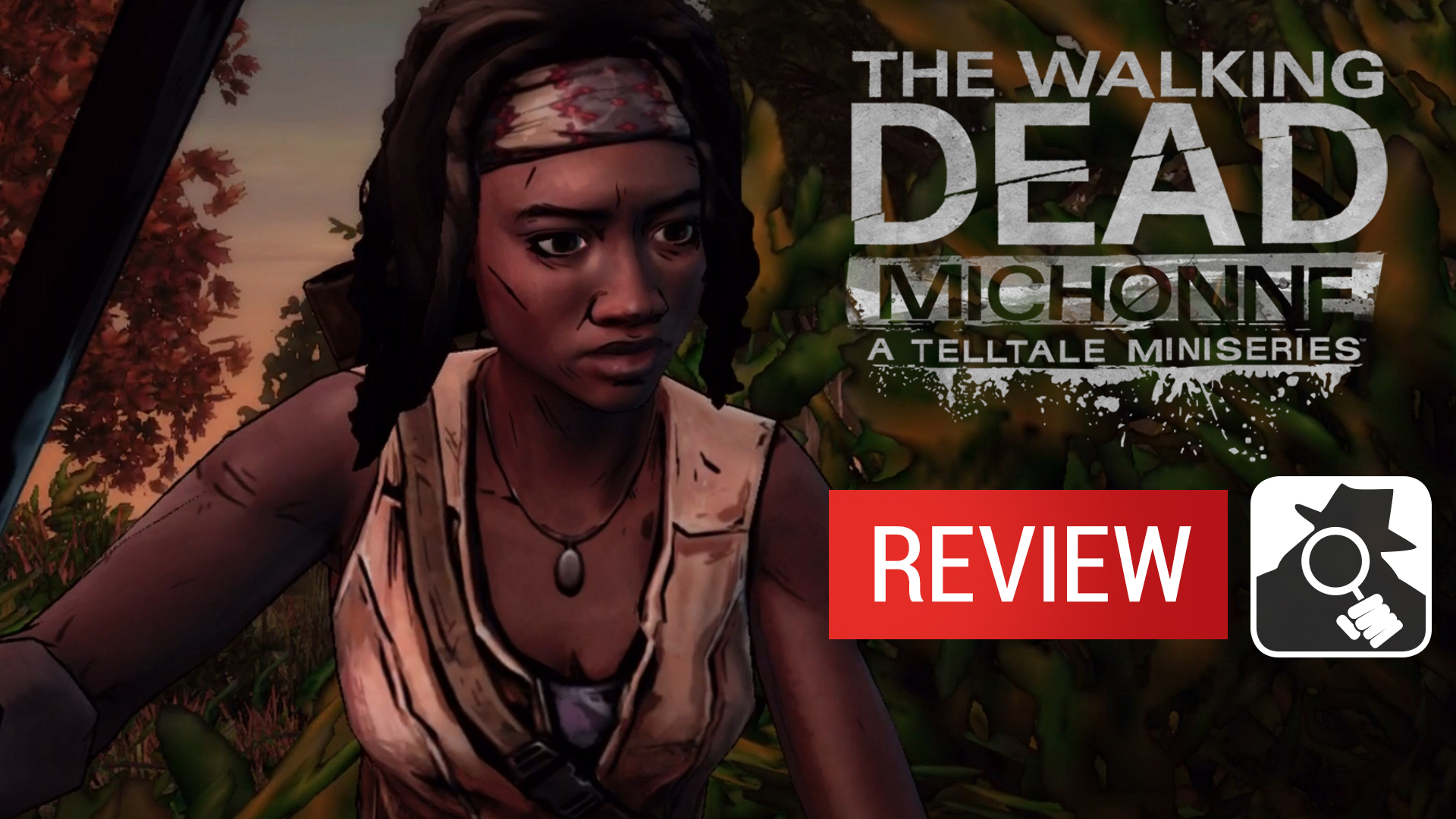 The Walking Dead: Michonne - Video Review (Spoiler free!)