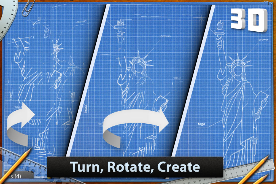 Artistic puzzler Blueprint 3D will soon let you explode any picture in the world