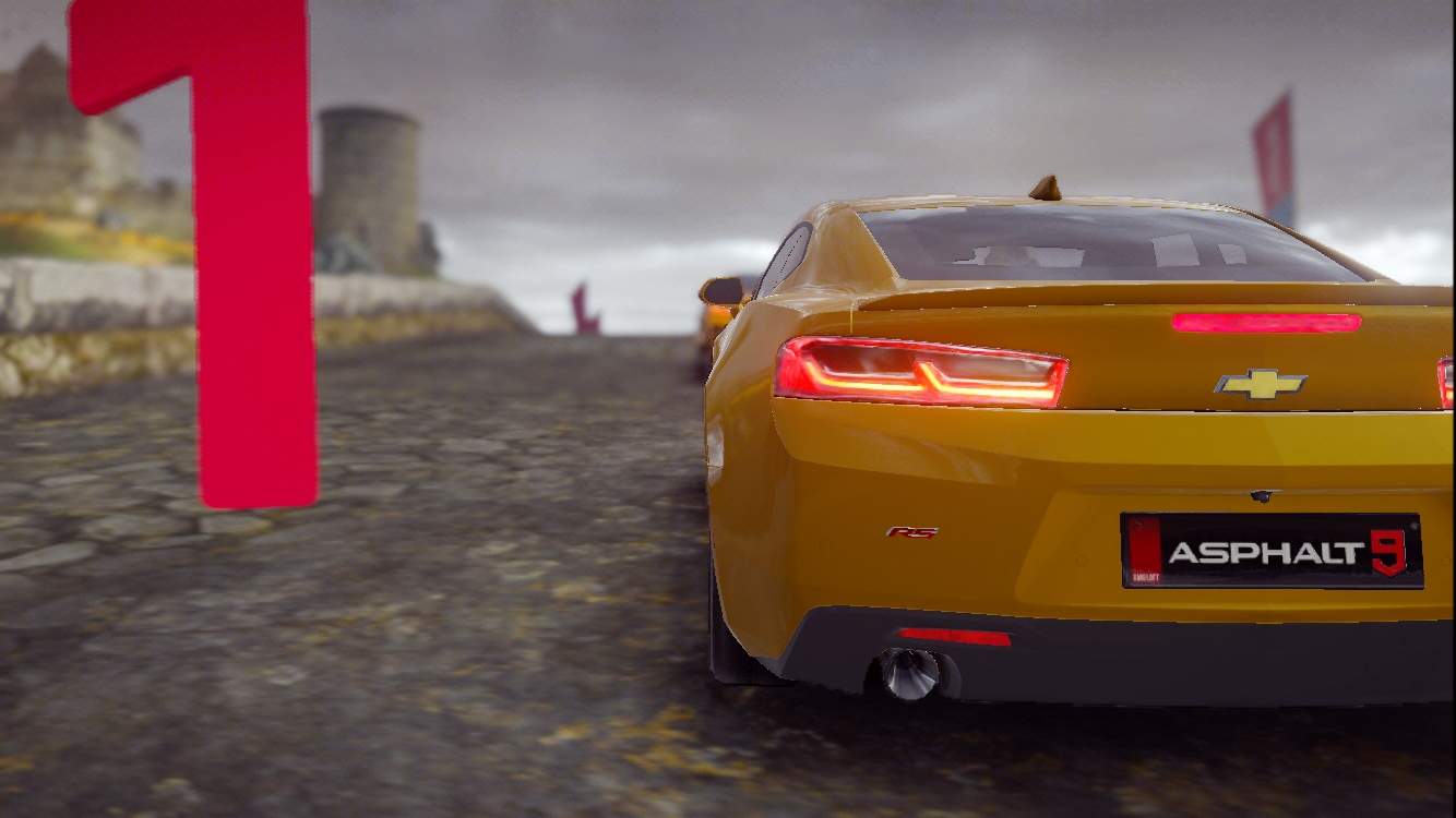 Asphalt 9: Legends screenshot 3