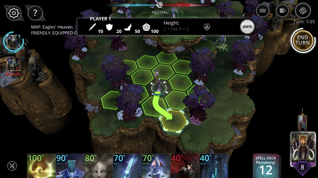 "Chaos Reborn: Adventures review - ""The best turn-based strategy game for mobile?"""