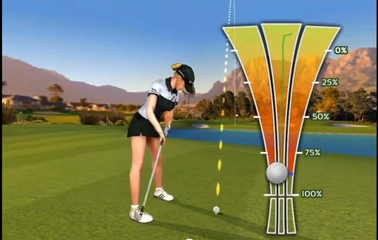 Gameloft's Real Golf 2011 shoots for a hole in one on iPhone