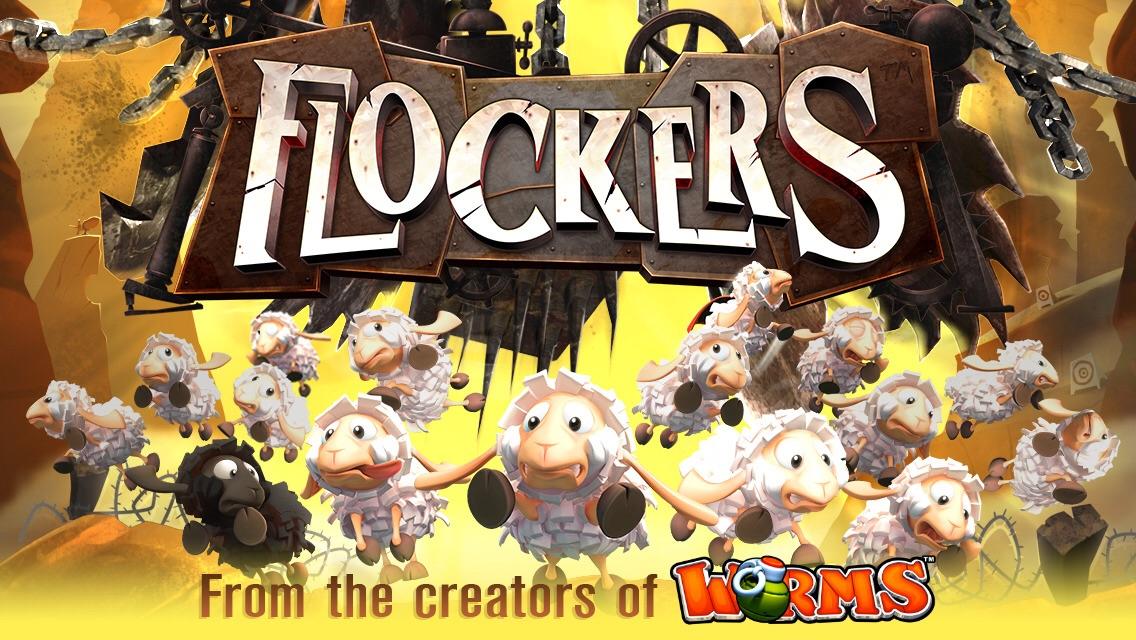 First look - Team17's Lemmings-like Flockers is heading to iOS next week
