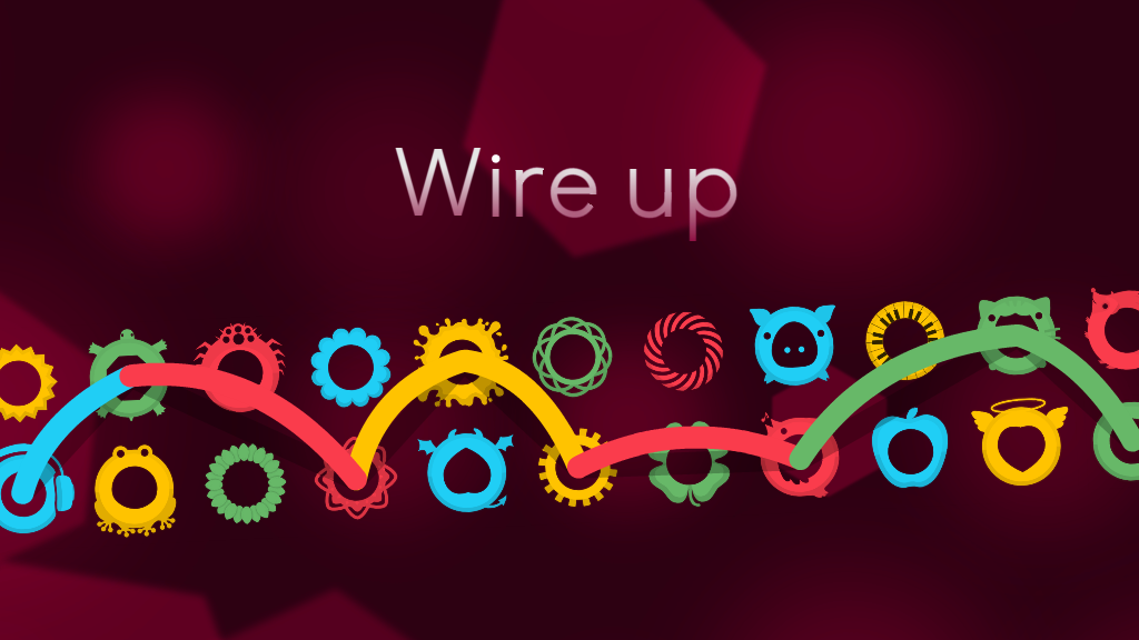 Pocket Gamer Connects London 2017: Wire Up is a simple, but neat, high score chaser