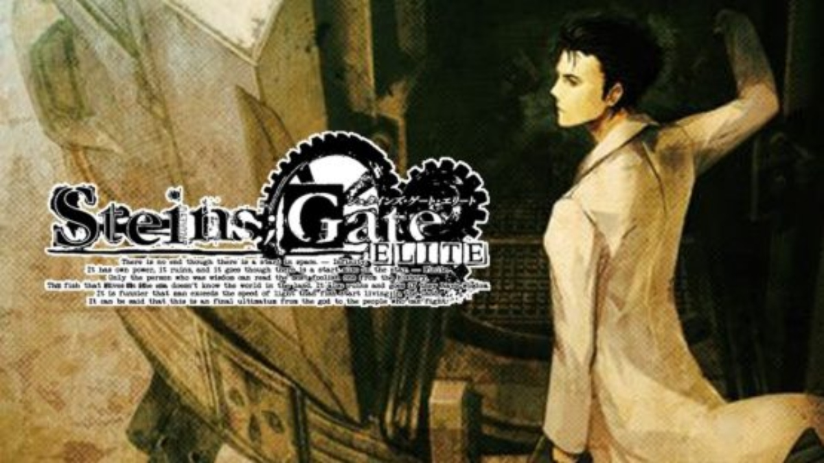 Beloved visual novel Steins;Gate Elite is headed to Switch