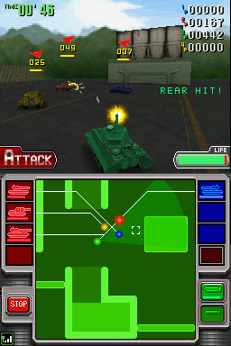 DS' Tank Beat becomes Tank Battles for UK release