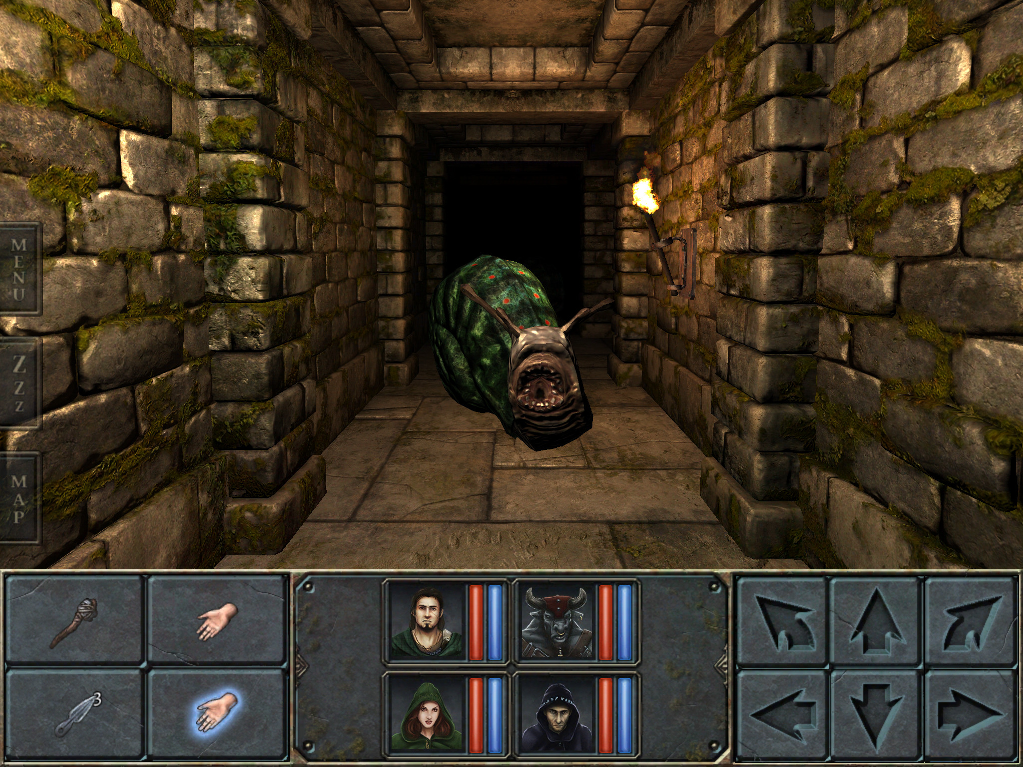 Old-school RPG Legend of Grimrock goes on sale for £1.99 / $1.99