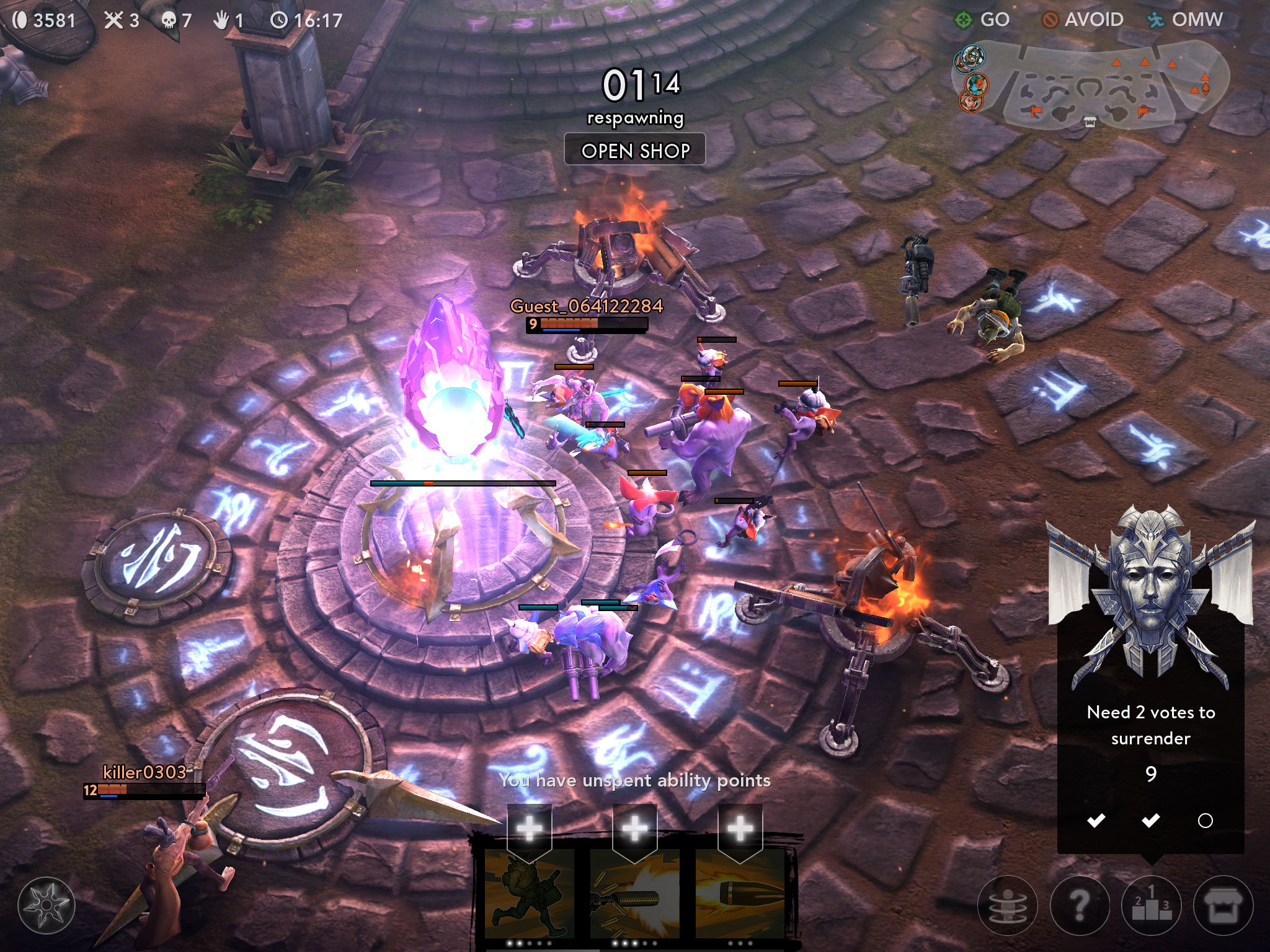 Vainglory to re-launch globally 2nd July, brings Android to the party
