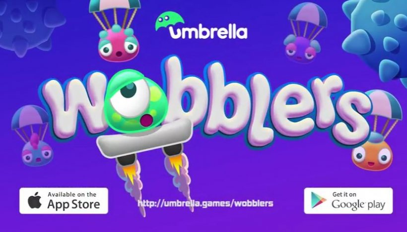 The fast-paced arcade game Wobblers is out now on iOS and Android