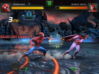 A ton of Marvel games have been updated with content from Captain America: Civil War