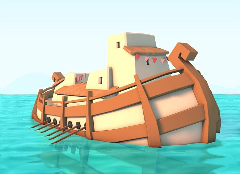 Godus receives first major update, introducing the Frontier Age