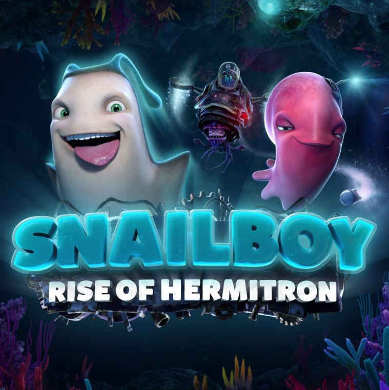 Snailboy: Rise of Hermitron icon