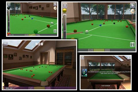 Ronnie O'Sullivan Snooker (iPhone)