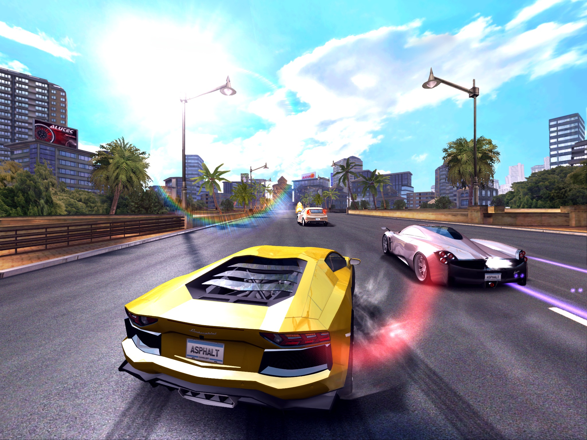 E3 2012: Hands on with Asphalt 7: Heat for iOS and Android