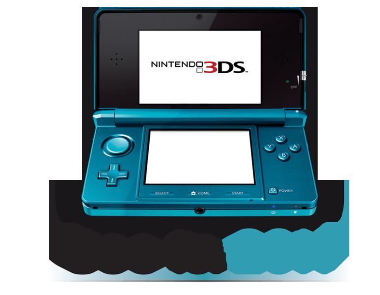 New 3DS webpage launched by Nintendo UK