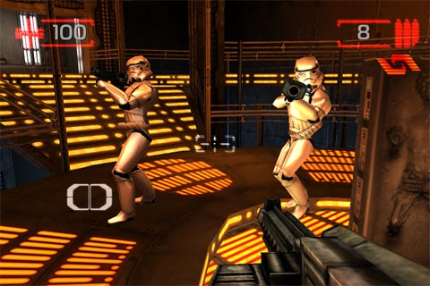 Ngmoco launches new online freemium shooter Star Wars Imperial Academy in Canada