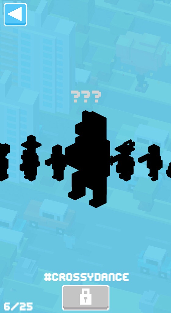 Help us guess who is in the next Crossy Road update