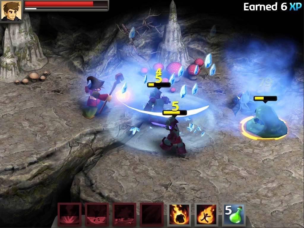 Battleheart Legacy has finally made it across the great divide and is available right now for Android