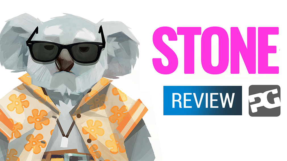 "Stone video review - ""A weed-fueled adventure to nowhere in particular"""