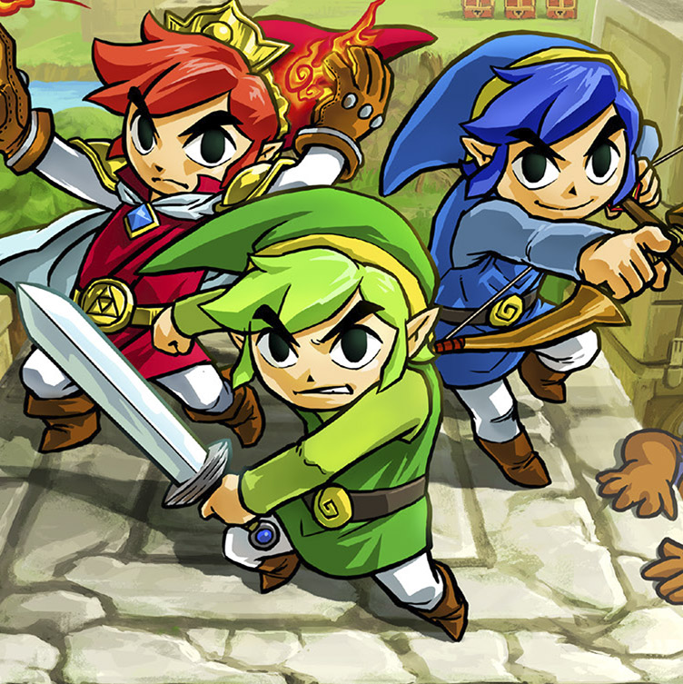 The Legend of Zelda: Tri Force Heroes gets over 30 new stages in upcoming free DLC