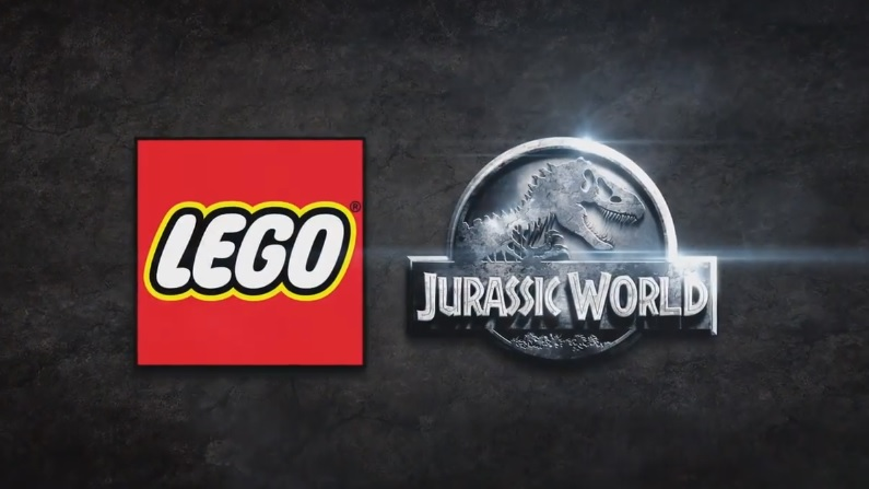 Lego Jurassic World flees from a T-Rex on PS Vita, 3DS this June