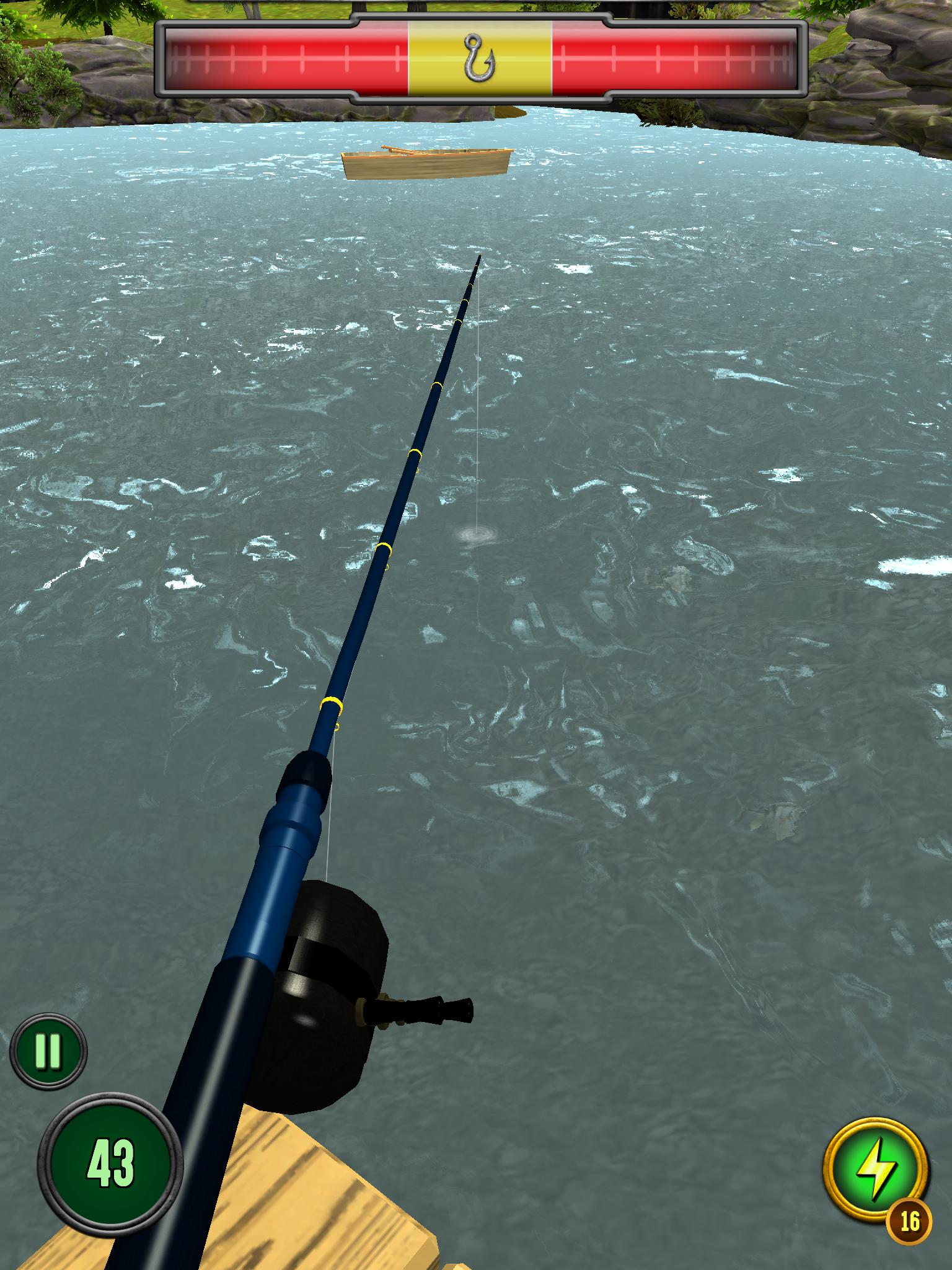 Big Sport Fishing 2017 icon