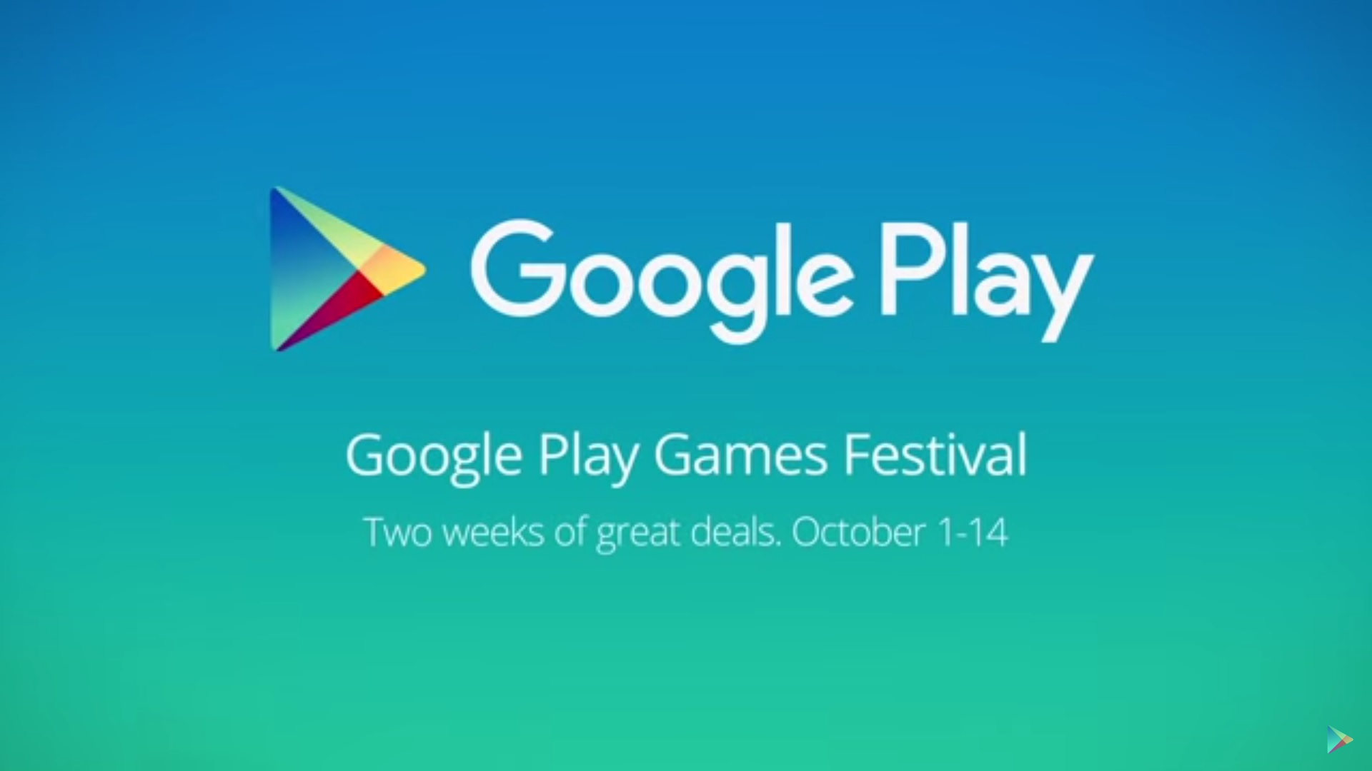 A bunch of games and IAPs are on sale right now in the Google Play Games Festival
