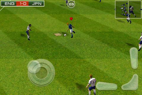 X2 Football 2009 gets 1.2 update