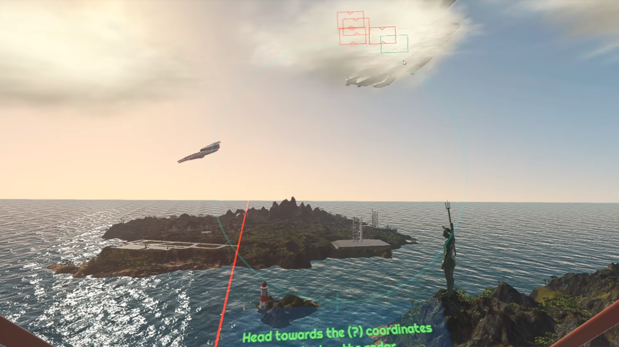 PGCLondon: Hands-on with Bad Day to Fly, VR Dogfighting Sim