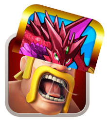 Clash of Clans and Puzzle & Dragons are at it again with cross-promotion event
