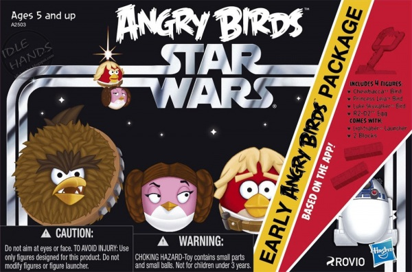 Angry Birds Star Wars toys round-up