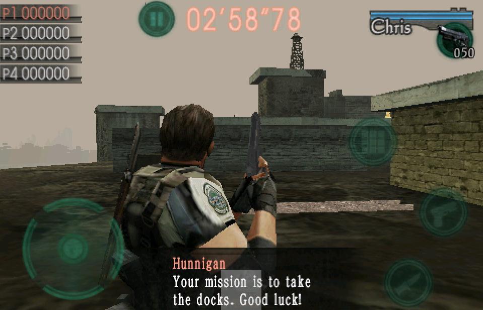 Online iOS shooter Resident Evil Mercenaries VS hits the New Zealand App Store
