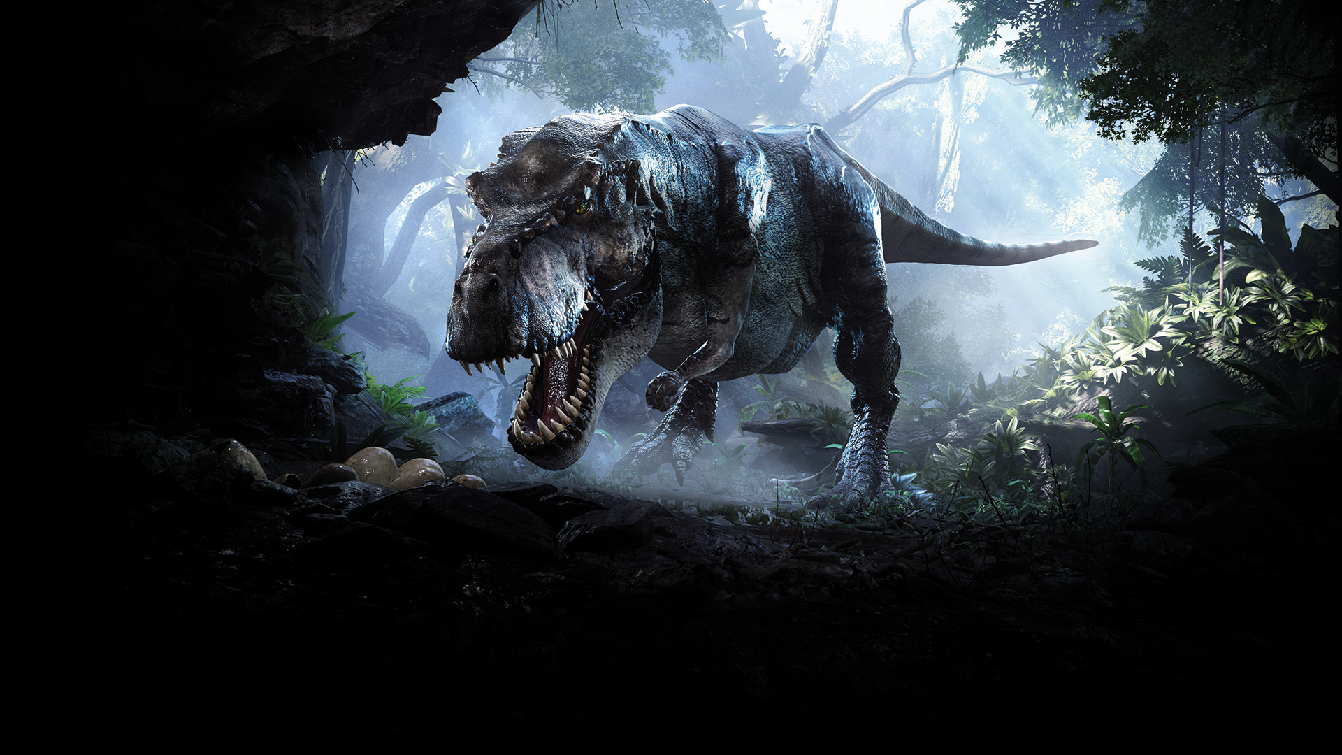 Crytek release Back To Dinosaur Island tech demo for free