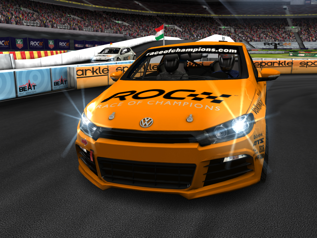 Official Race Of Champions game out now for iPhone and iPad
